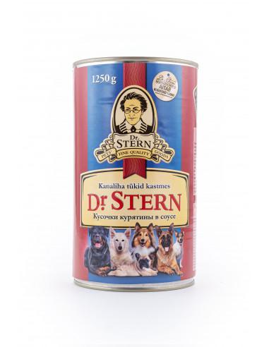 Dr.Stern konserv kanaliha tükid 1250g