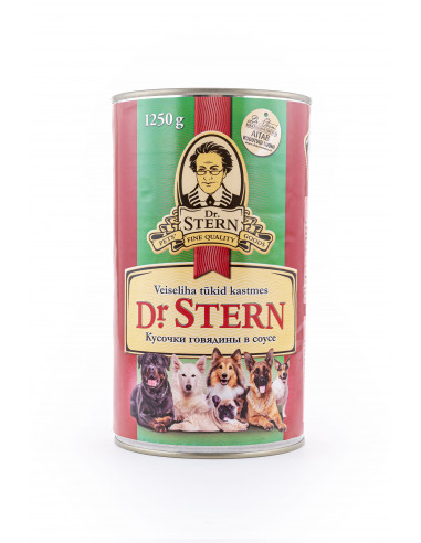 KAST 8 tk! Dr.Stern konserv veiseliha...