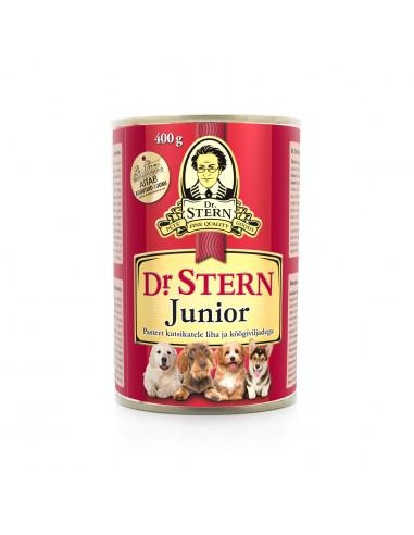 Dr.Stern pasteet kutsikale liha ja...